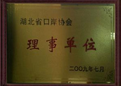 湖北省口岸协会理事单位
