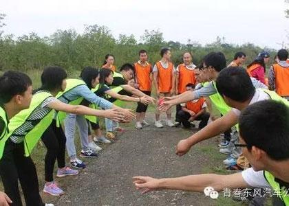"""东风襄阳管理部团委开展""""快乐迎双节,全力保"""